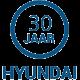 30 jaar Hyundai